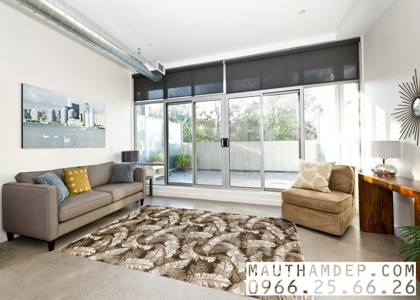 Tổng đại lý Thảm trang trí - Thảm sofa nhập khẩu - Sản phẩm thảm D0019