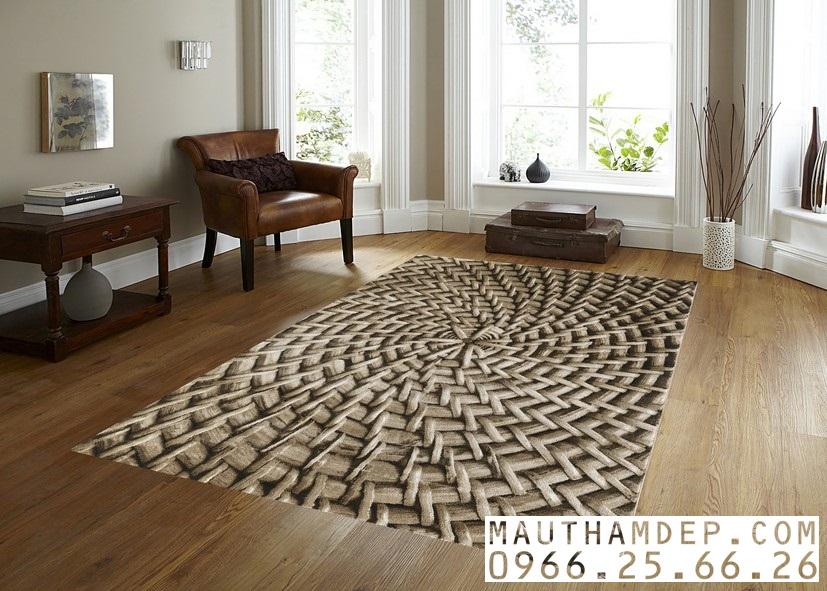 Tổng đại lý Thảm trang trí - Thảm sofa nhập khẩu - Sản phẩm thảm D0020