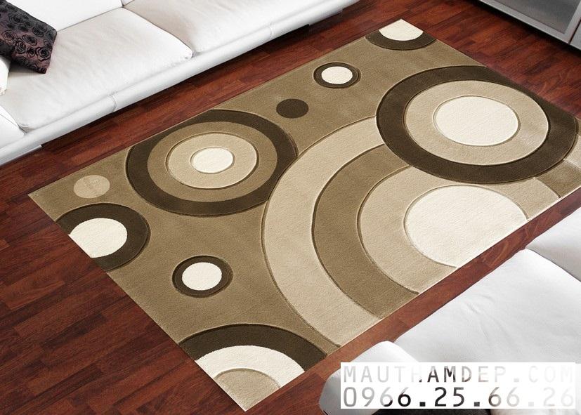 Tổng đại lý Thảm trang trí - Thảm sofa nhập khẩu - Sản phẩm thảm P0005