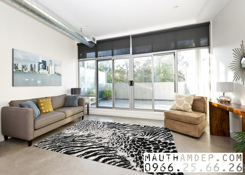 Tổng đại lý Thảm trang trí - Thảm sofa nhập khẩu - Sản phẩm thảm T0001