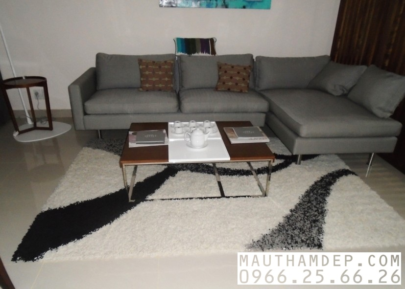 Tổng đại lý Thảm trang trí - Thảm sofa nhập khẩu - Sản phẩm thảm TC0005