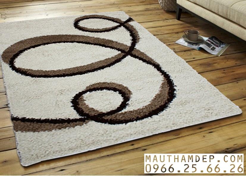 Tổng đại lý Thảm trang trí - Thảm sofa nhập khẩu - Sản phẩm thảm TC0006
