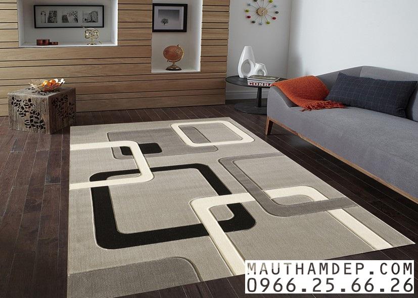 Tổng đại lý Thảm trang trí - Thảm sofa nhập khẩu - Sản phẩm thảm D0006