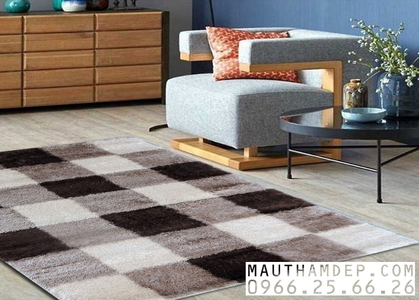 Tổng đại lý Thảm trang trí - Thảm sofa nhập khẩu - Sản phẩm thảm S0005