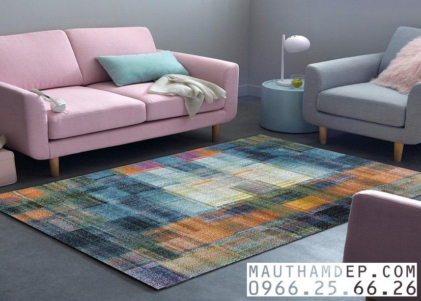 Tổng đại lý Thảm trang trí - Thảm sofa nhập khẩu - Sản phẩm thảm C0001