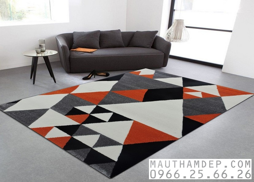 Tổng đại lý Thảm trang trí - Thảm sofa nhập khẩu - Sản phẩm thảm C0007