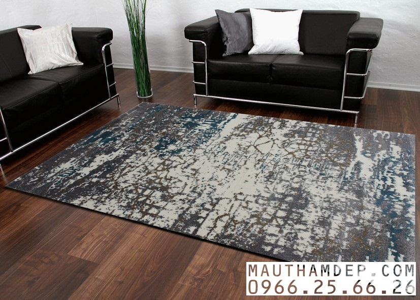 Tổng đại lý Thảm trang trí - Thảm sofa nhập khẩu - Sản phẩm thảm C0008