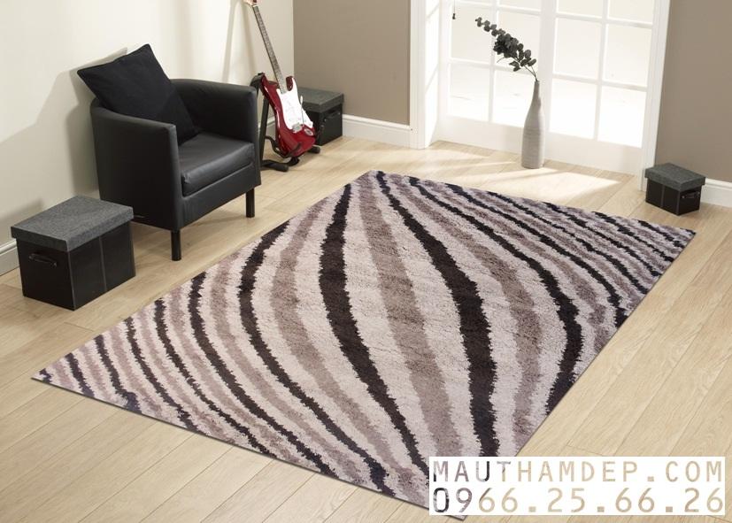 Tổng đại lý Thảm trang trí - Thảm sofa nhập khẩu - Sản phẩm thảm T0008