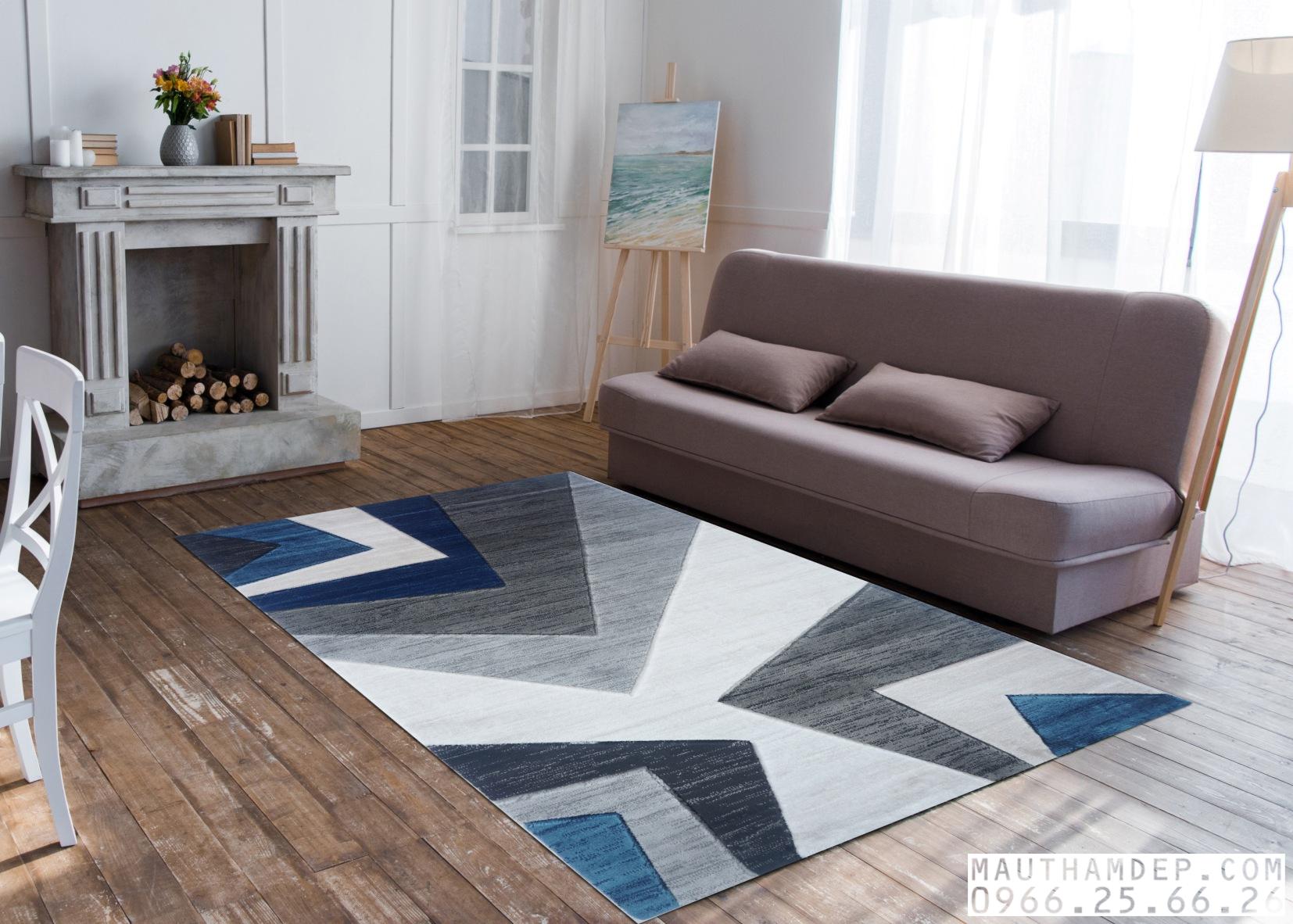 Tổng đại lý Thảm trang trí - Thảm sofa nhập khẩu - I0004