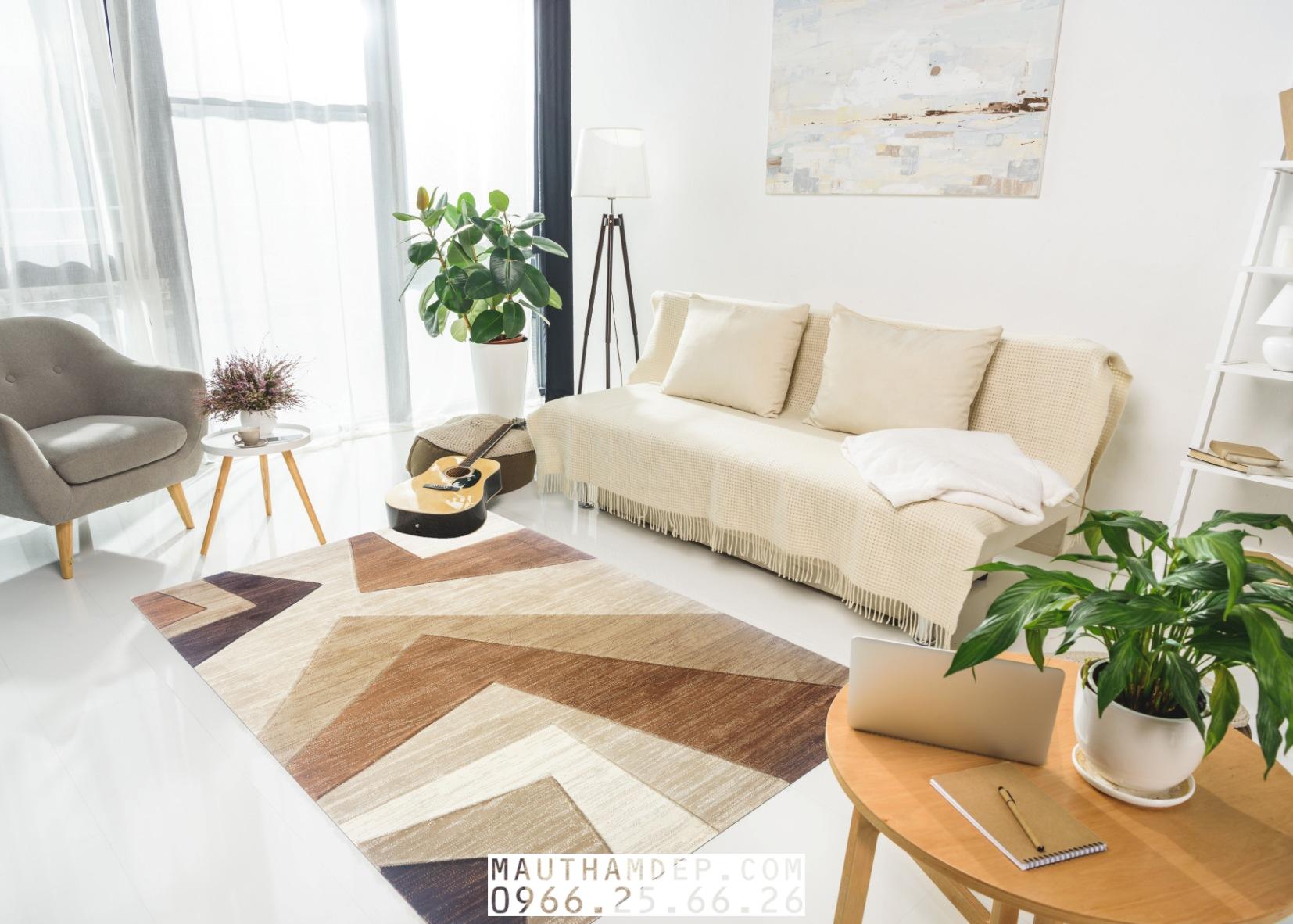 Tổng đại lý Thảm trang trí - Thảm sofa nhập khẩu - I0005