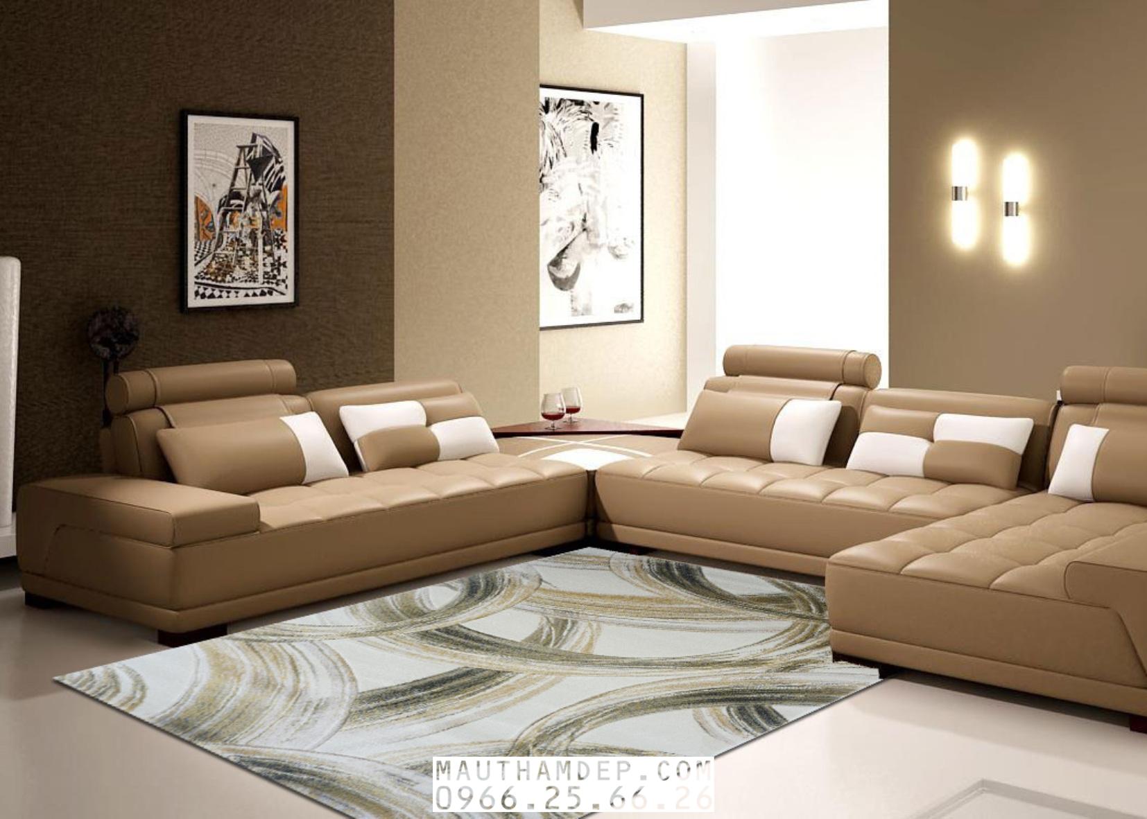 Tổng đại lý Thảm trang trí - Thảm sofa nhập khẩu - I0006