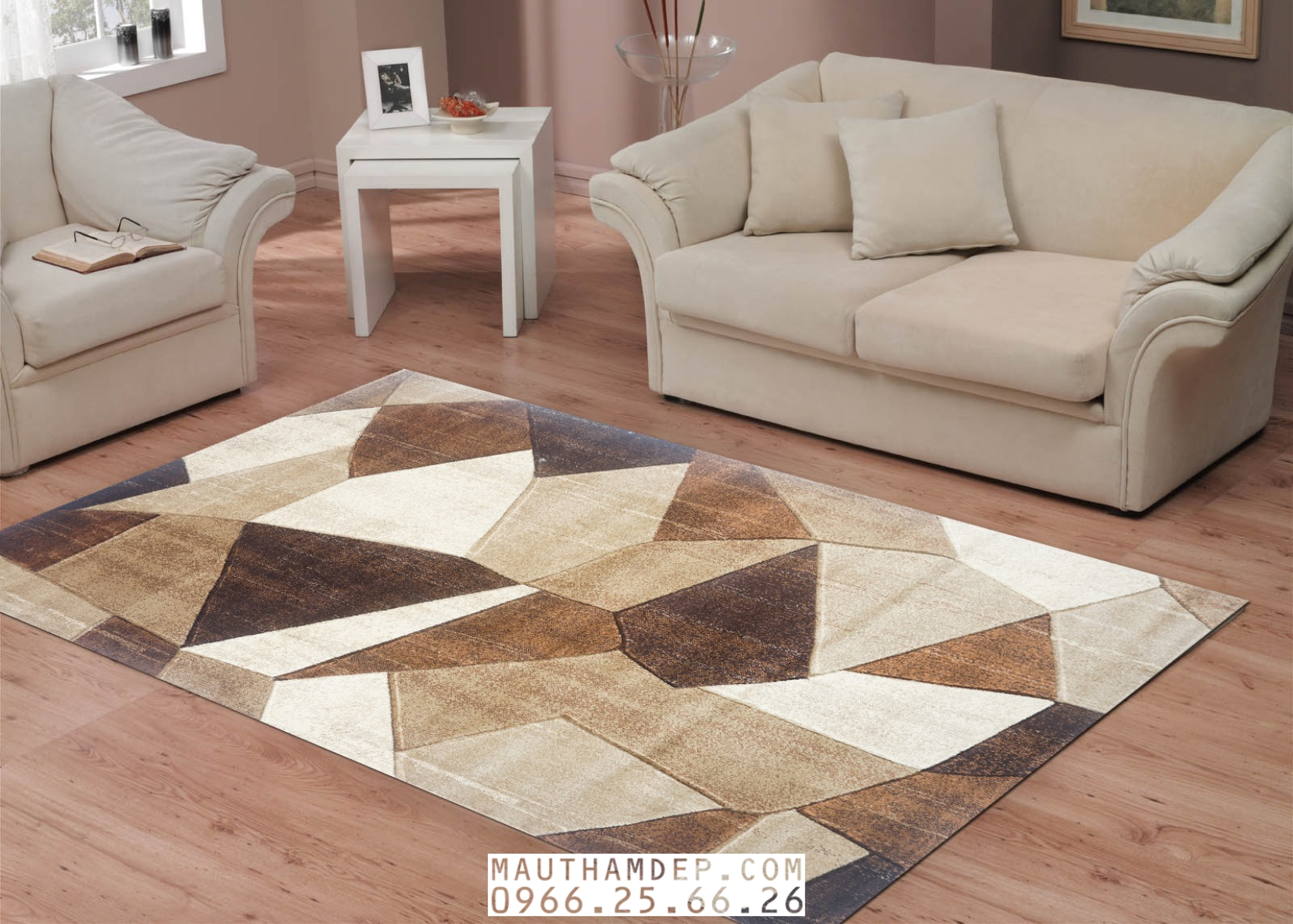 Tổng đại lý Thảm trang trí - Thảm sofa nhập khẩu - I0011