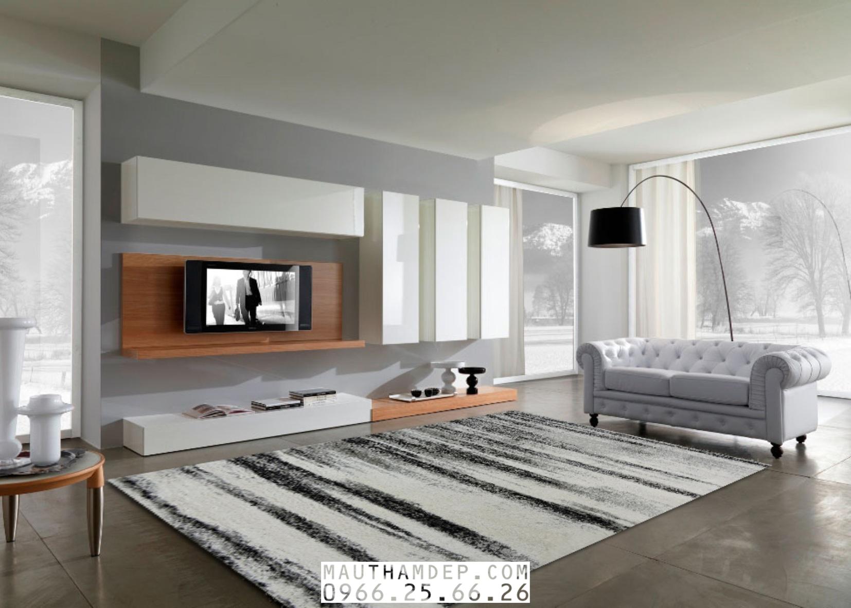Tổng đại lý Thảm trang trí - Thảm sofa nhập khẩu - F0004