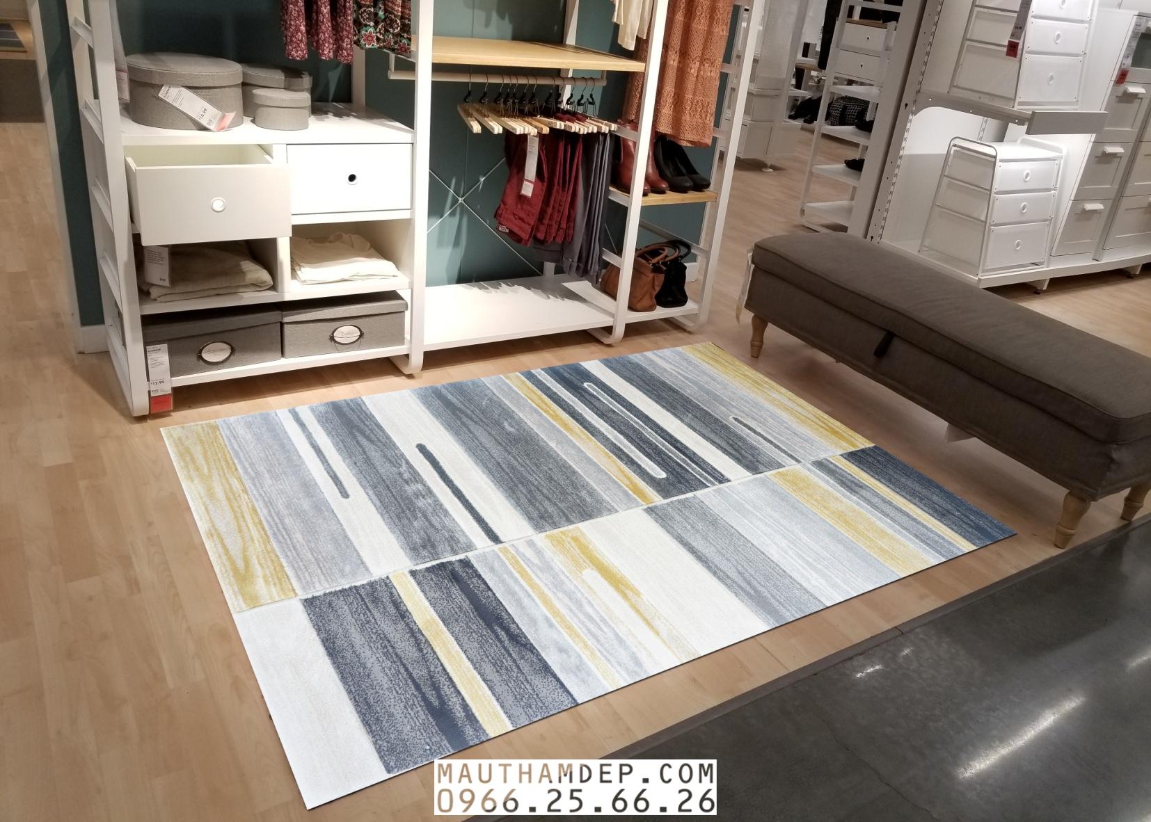 Tổng đại lý Thảm trang trí - Thảm sofa nhập khẩu - I0012
