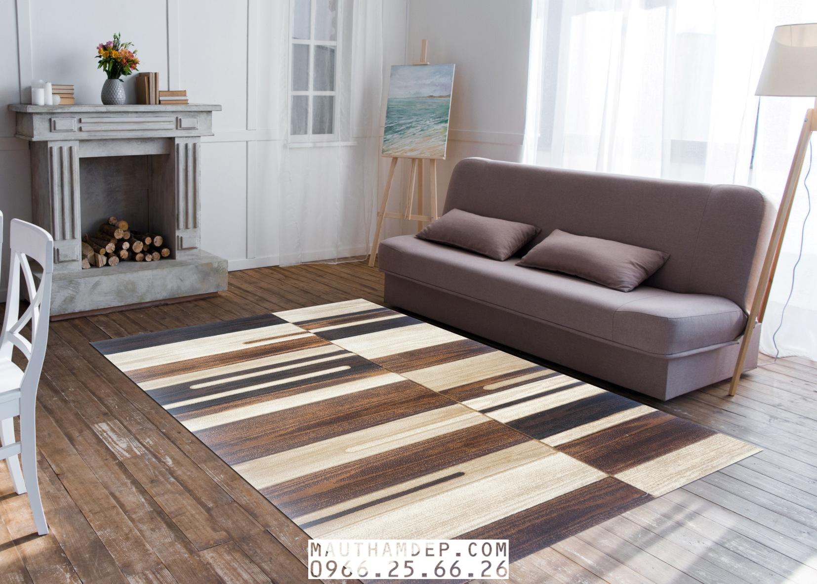 Tổng đại lý Thảm trang trí - Thảm sofa nhập khẩu - I0014