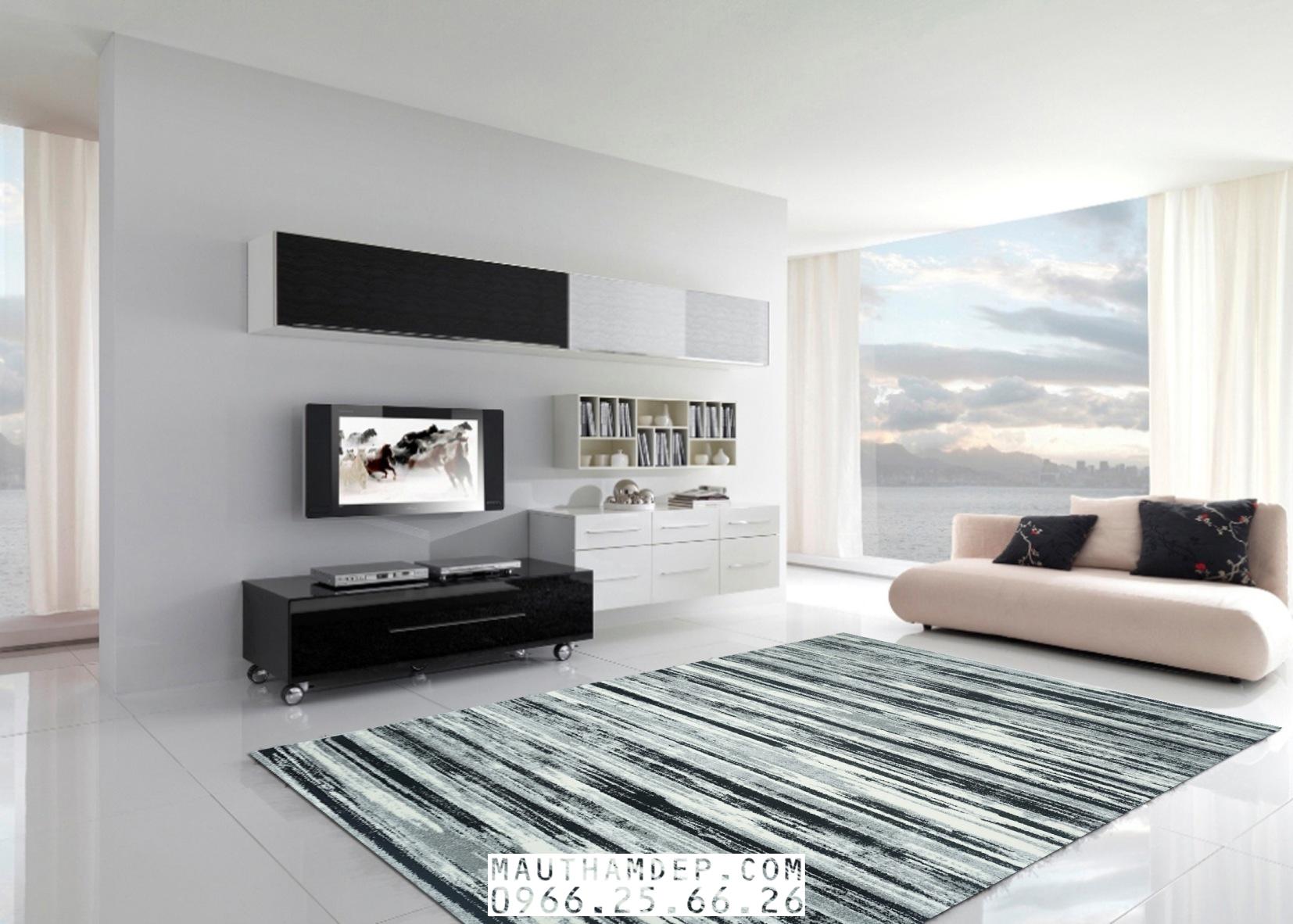 Tổng đại lý Thảm trang trí - Thảm sofa nhập khẩu - M0004