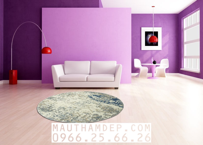 Tổng đại lý Thảm trang trí - Thảm sofa nhập khẩu - C0008R
