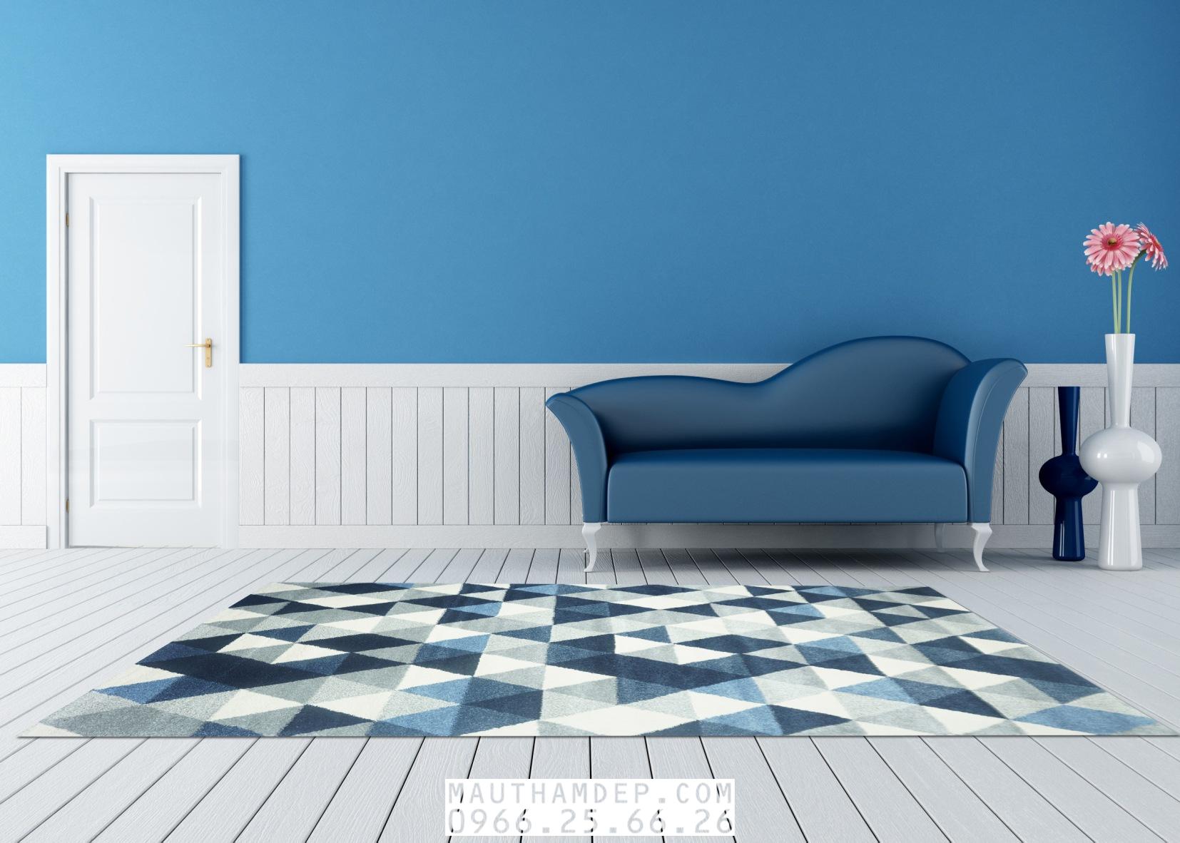 Tổng đại lý Thảm trang trí - Thảm sofa nhập khẩu - C0012