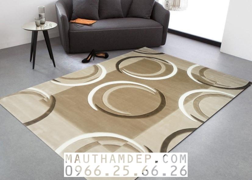 Tổng đại lý Thảm trang trí - Thảm sofa nhập khẩu - D0005