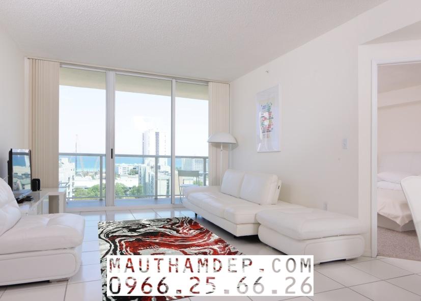 Tổng đại lý Thảm trang trí - Thảm sofa nhập khẩu - I0021
