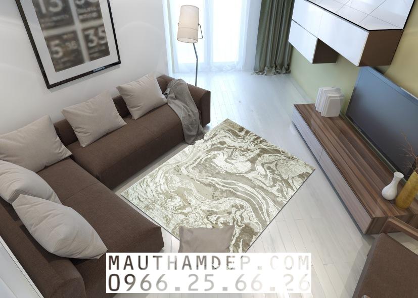 Tổng đại lý Thảm trang trí - Thảm sofa nhập khẩu - I0024