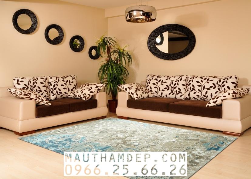Tổng đại lý Thảm trang trí - Thảm sofa nhập khẩu - I0025
