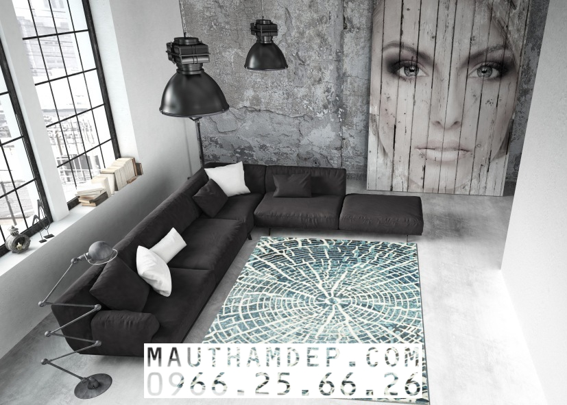 Tổng đại lý Thảm trang trí - Thảm sofa nhập khẩu - I0029