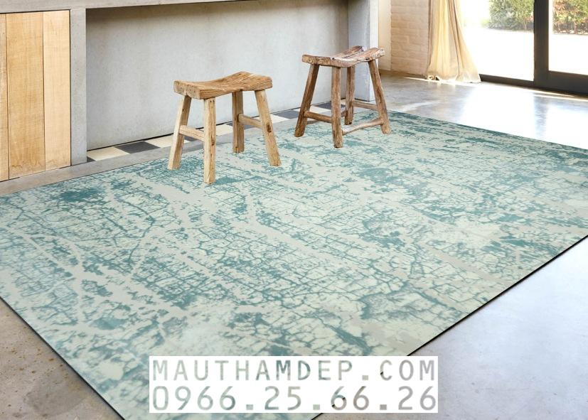 Tổng đại lý Thảm trang trí - Thảm sofa nhập khẩu - Q0003