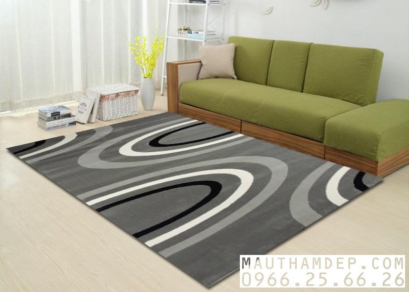 Tổng đại lý Thảm trang trí - Thảm sofa nhập khẩu - Sản phẩm thảm D0007