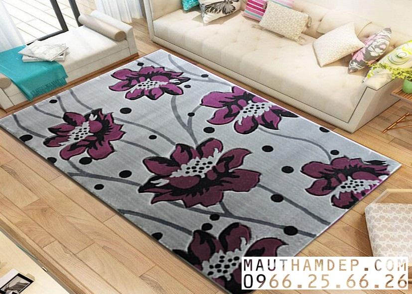 Tổng đại lý Thảm trang trí - Thảm sofa nhập khẩu - Sản phẩm thảm D0011