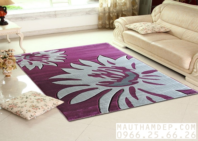 Tổng đại lý Thảm trang trí - Thảm sofa nhập khẩu - Sản phẩm thảm D0013