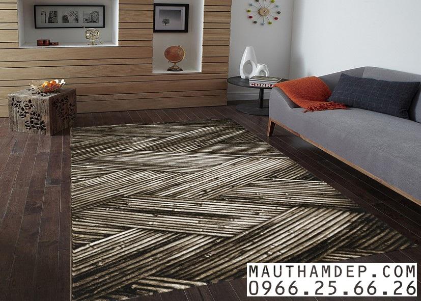 Tổng đại lý Thảm trang trí - Thảm sofa nhập khẩu - Sản phẩm thảm D0017