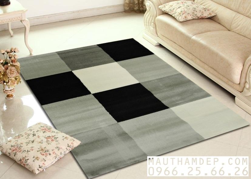 Tổng đại lý Thảm trang trí - Thảm sofa nhập khẩu - Sản phẩm thảm P0008