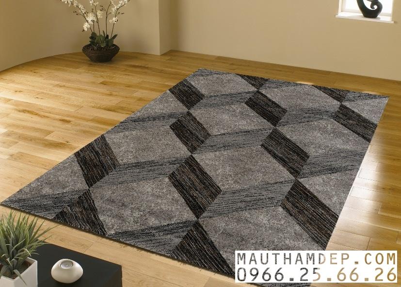 Tổng đại lý Thảm trang trí - Thảm sofa nhập khẩu - Sản phẩm thảm P0017