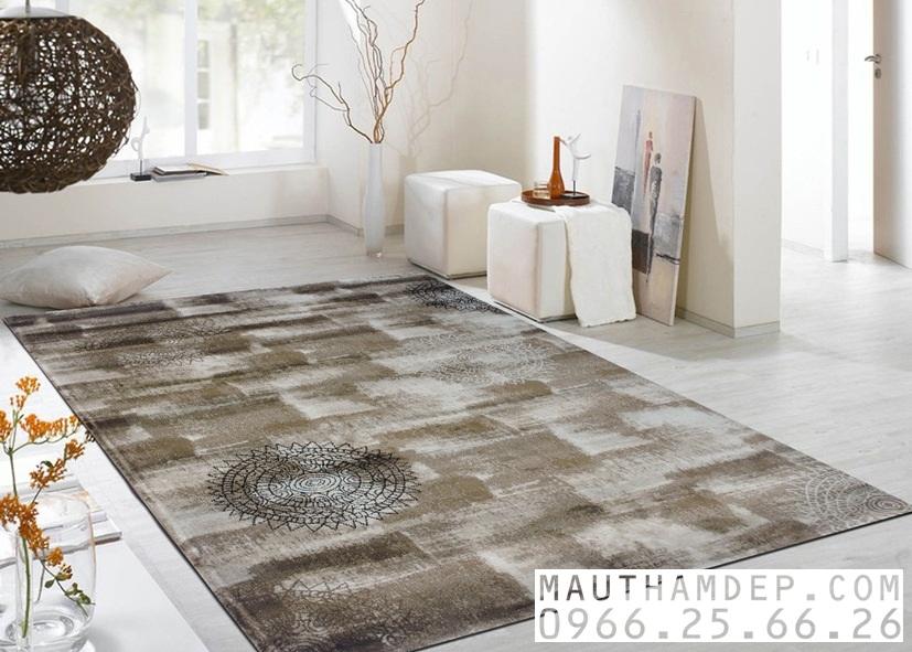 Tổng đại lý Thảm trang trí - Thảm sofa nhập khẩu - Sản phẩm thảm P0018