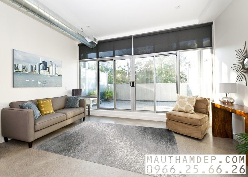 Tổng đại lý Thảm trang trí - Thảm sofa nhập khẩu - Sản phẩm thảm T0005