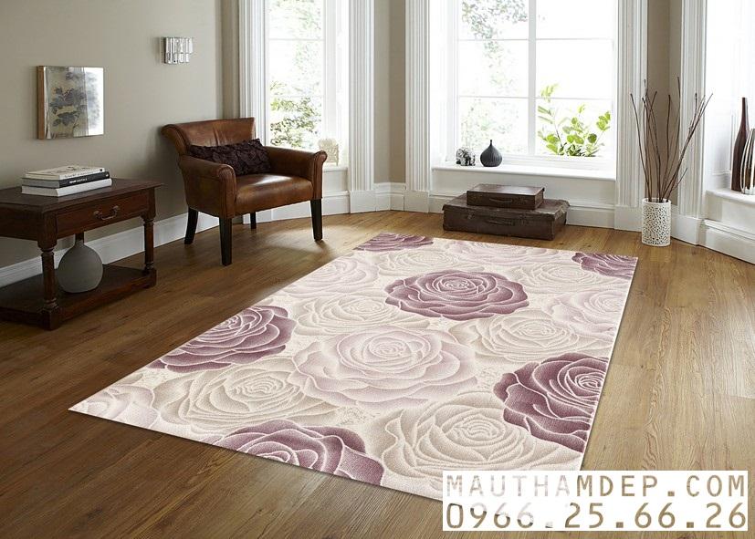 Tổng đại lý Thảm trang trí - Thảm sofa nhập khẩu - Sản phẩm thảm D0014