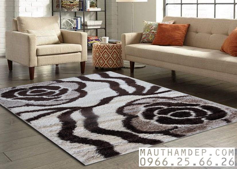 Tổng đại lý Thảm trang trí - Thảm sofa nhập khẩu - Sản phẩm thảm S0007