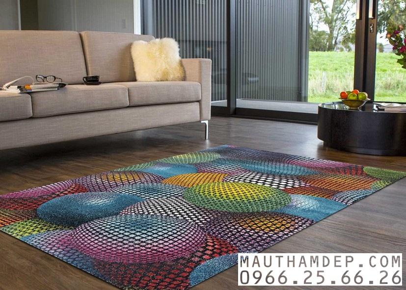 Tổng đại lý Thảm trang trí - Thảm sofa nhập khẩu - Sản phẩm thảm C0002