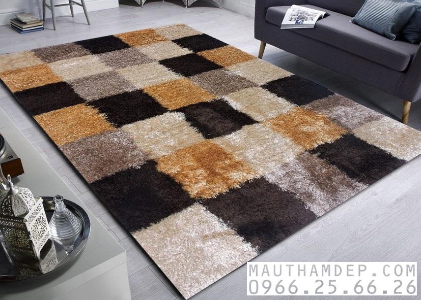 Tổng đại lý Thảm trang trí - Thảm sofa nhập khẩu - Sản phẩm thảm S0015