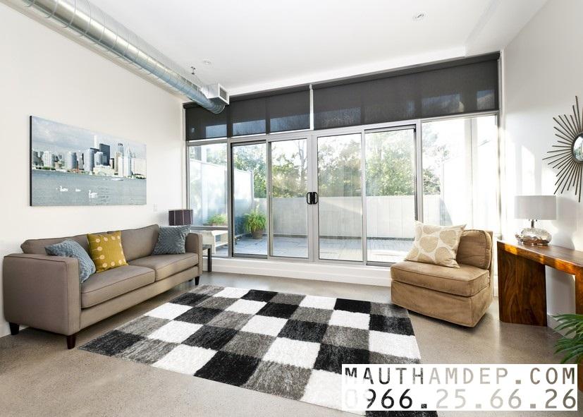 Tổng đại lý Thảm trang trí - Thảm sofa nhập khẩu - Sản phẩm thảm S0016