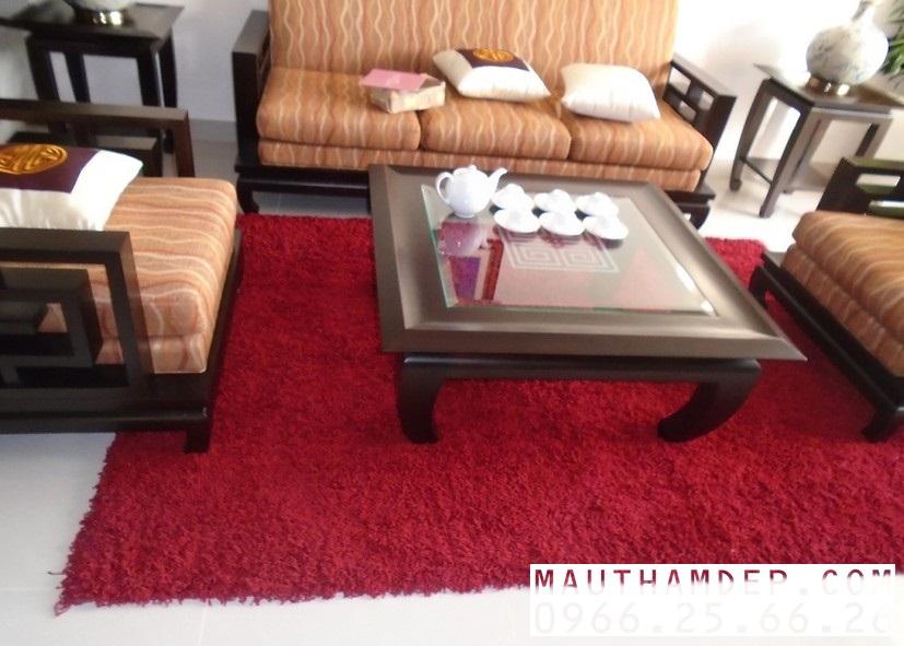 Tổng đại lý Thảm trang trí - Thảm sofa nhập khẩu - Sản phẩm thảm TC0001