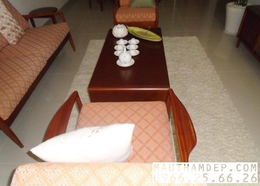 Tổng đại lý Thảm trang trí - Thảm sofa nhập khẩu - Sản phẩm thảm TC0002
