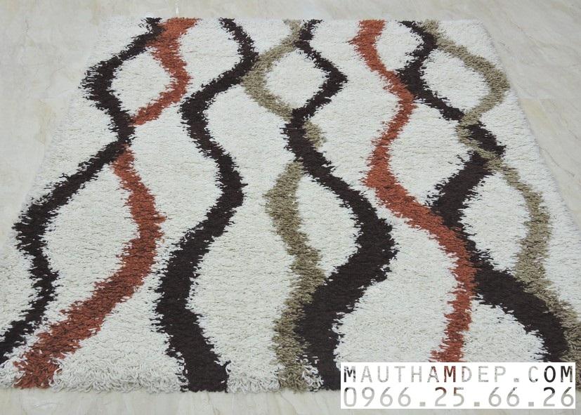 Tổng đại lý Thảm trang trí - Thảm sofa nhập khẩu - Sản phẩm thảm TC0007