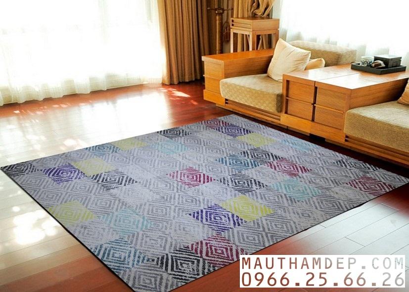 Thảm đẹp cho SOFA