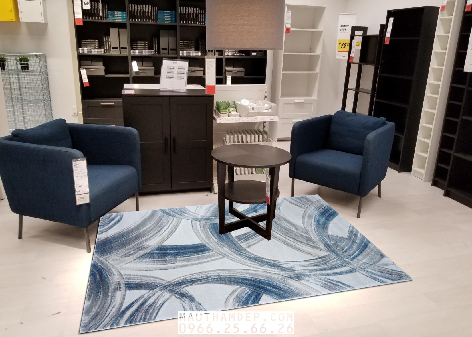 Tổng đại lý Thảm trang trí - Thảm sofa nhập khẩu - I0007