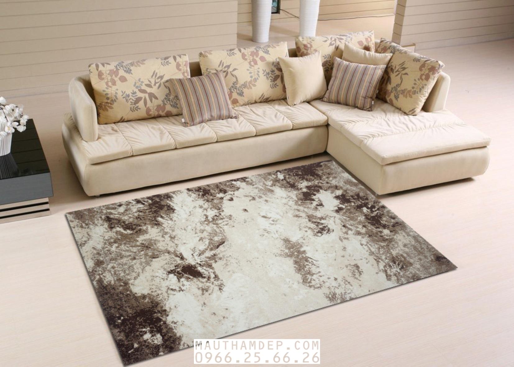 Tổng đại lý Thảm trang trí - Thảm sofa nhập khẩu - M0002