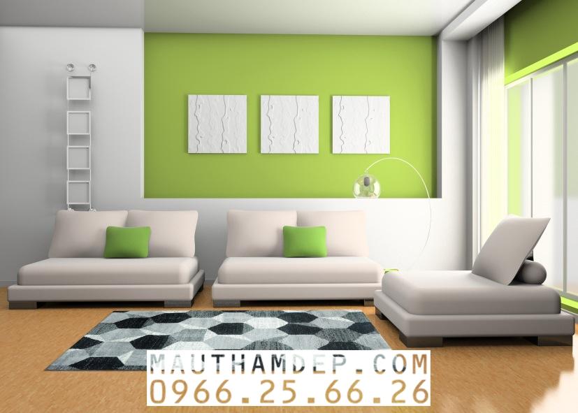 Tổng đại lý Thảm trang trí - Thảm sofa nhập khẩu - T0015
