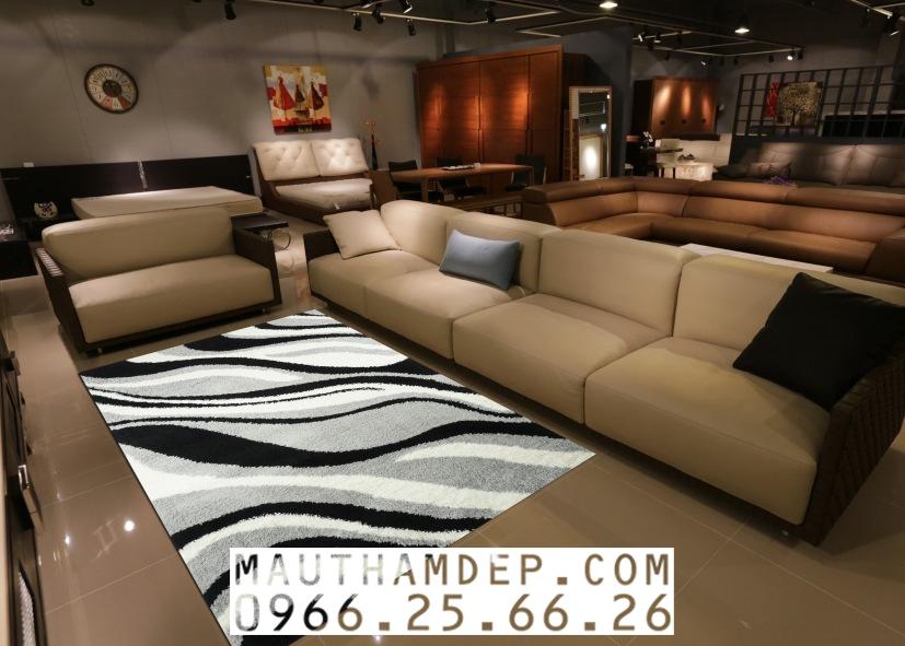 Tổng đại lý Thảm trang trí - Thảm sofa nhập khẩu - E0007