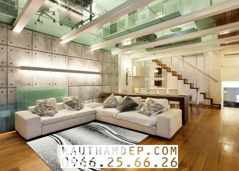 Tổng đại lý Thảm trang trí - Thảm sofa nhập khẩu - E0010